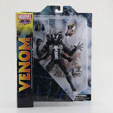 Marvel Super Héroes Figura de Acción Venom 21 cm totalmente articulada veneno