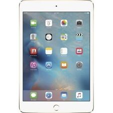 Apple iPad mini 4 16GB, Wi-Fi + Cellular (Unlocked), 7.9in - Gold (Latest Model)