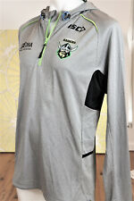 CANBERRA RAIDERS 2017   ELITE TRAINING TOP    MENS SIZE LARGE  NEW WITH TAGS
