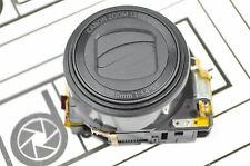 CANON Powershot SX130 IS 12.1MP lens ZOOM UNIT Sensor 12x Zoom  Black USA