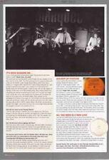 Praying Mantis : magazine Interview Article -2011-