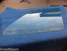 1987 CHEVY CAPRICE ESTATE WAGON LEFT FRONT DOOR WINDOW GLASS USED OEM ORIG GM