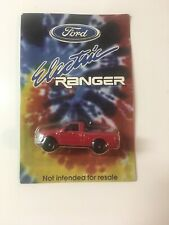 Ford Electric Ranger Truck Diecast - Limited Edition