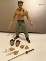 Marvel Select The Wolverine Action Figure