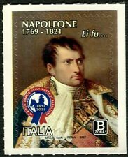 ITALIA 2021: 200° Anniversario della morte di Napoleone