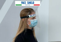 5 pièces - Visière de protection du visage - écran de protection du visage