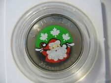 RCM - 2009 - 25-cent - Christmas Holiday - NBU - Coin in original capsule only