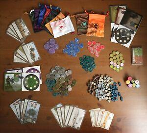 Scythe Promo Mini Expansions Stonemaier Games Kickstarter Board Game New Unused