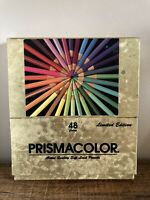 VINTAGE Prismacolor Limited Edition Colored Pencils 48 Colors