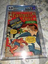 1964 Marvel Fantastic Four #22 CGC 6.0 Fine