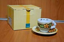 """THUN Collezione Country """"Girasole"""" Tazzina Caffè Coffee Cup THUN Originale"""
