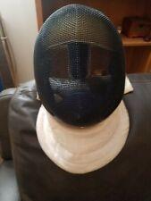 Blue Gauntlet Fencing Mask Helmet Size Small / Medium
