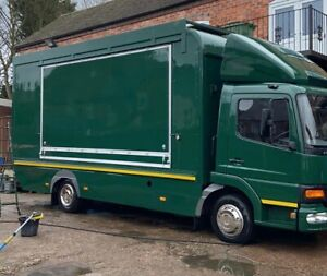 Mercedes Atego Exhibition Unit - Trade Show/Event Lorry