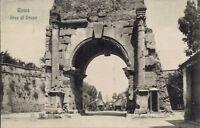 ROMA - Arco di Druso - ANIMATA - CARRETTI - Rif. 666 PI