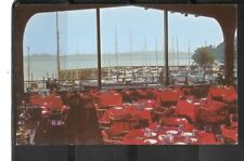 The Dock restaurant, San Francisco ,California. Vintage Postcard