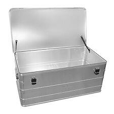 Werkzeugkiste 140 L Aluminium Box Lagerbox Alukiste Werkzeugbox Kleiderkiste
