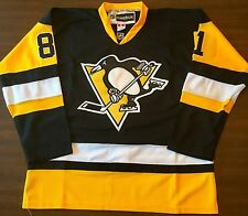 Phil Kessel Jersey 54 XXL with STANLEY CUP PATCH 2017 Pittsburgh Penguins NHL 81
