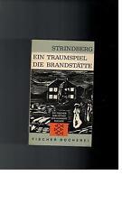 Strindberg - Ein Traumspiel Die Brandstätte - 1963