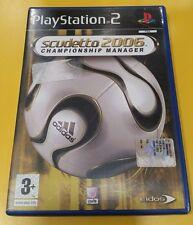 Scudetto 2006 Championship Manager GIOCO PS2 VERSIONE ITALIANA