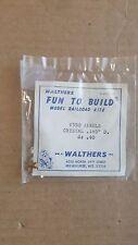 "Walthers HO V550 Jewels crystal .185"" D. 1 dozen"