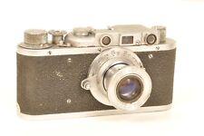 FED 1 mit 50mm f/3.5 M39 / Sucherkamera Russland
