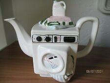 Novelty Teapot shape of washing machine