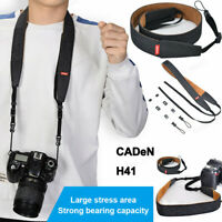 Universal Camera Shoulder Neck Strap For Canon Nikon Sony Leica Pentax SLR DLSR