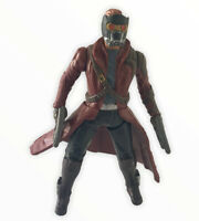 2014 MARVEL GUARDIANS OF THE GALAXY STAR-LORD P QUILL HASBRO ACTION FIGURE (8
