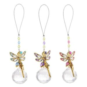 Ganz E1 Crystal Expressions 4.25in Garden Fairy ACRY-715 Ornament Choose Design