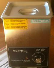 New Ultrasonic Cleaner 1.8L 60W Commercial Grade
