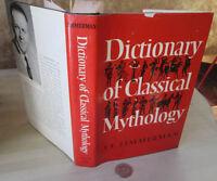 DICTIONARY Of CLASSICAL MYTHOLOGY,1964,J.E. Zimmerman,DJ
