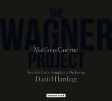 Richard Wagner : The Wagner Project CD Album Digipak 2 discs (2017) ***NEW***