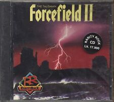 FORCEFIELD II - The talisman - COZY POWELL CD ITALY 1992 SIGILLATO SEALED