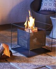 Gardenline Square Fire Basket Pit Bowl New - FAST & FREE 🚚✅