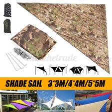 Outdoor Shade Sail Garden Patio Sunscreen Awning Canopy Waterproof