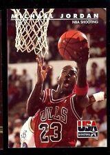 1992 SKYBOX USA BASKETBALL #44 MICHAEL JORDAN (F)