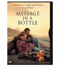MESSAGE IN A BOTTLE (KEVIN COSTNER) WS *NEW DVD*
