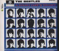 """►► THE BEATLES """"A Hard Day's Night"""" CD-Album (Remastered) Cardboard Sleeve"""