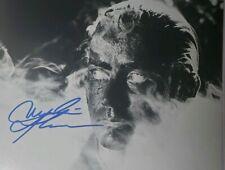 Martin Sheen Hand Signed 8x10 Photo W/Holo Coa Coa Apocalypse Now