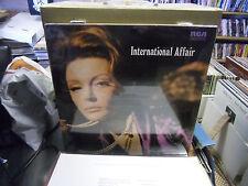 International Affair LP 1972 RCA Records Sealed Al Hirt Morton Gould Peter Nero