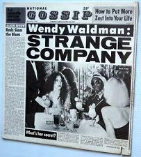 Wendy Walman LP sealed Warner Brothers STRANGE COMPANY