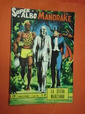 SUPER ALBO SPADA- MANDRAKE  -N°92 a- DEL 1964 DA LIRE 120- SUPERALBO