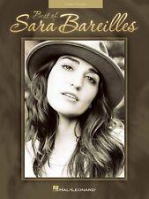 Best of Sara Bareilles Sheet Music Easy Piano Book NEW 000121676