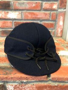 Navy Beaver Brand Winter Hat