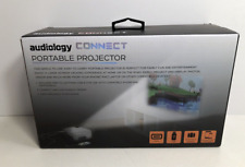 Audiology Connect Portable Projector New