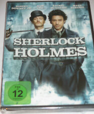 Sherlock Holmes - DVD/NEU/OVP/Action/Robert Downey Jr./Jude Law