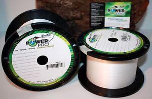 Power Pro Weiß White 10m 0,10mm 0,13 0,15 0,19 0,23 0,28 0,32 0,36 geflo. Schnur
