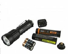5.11 TACTICAL TMT R3MC NEW IN BOX THREE COLOR LED POLICE FIRE EMS RECHARGEABLE