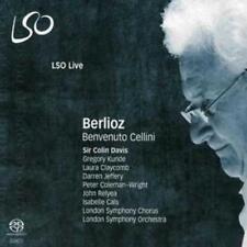 Hector Berlioz : Benvenuto Cellini (Davis, Lso) CD (2008) ***NEW***