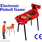 Kids Children Pinball Machine Table Electronic Pinball Game No.318A